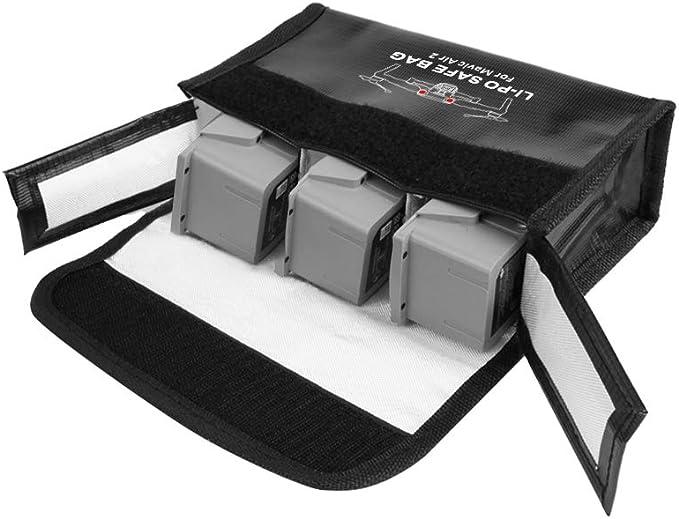 Explosion-proof Lipo Battery Safe Bag Storage Case Cover for DJI Mavic Pro Drone