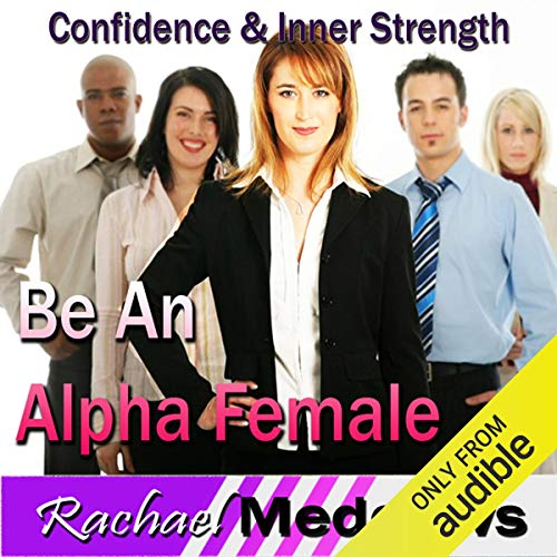 Alpha Female Hypnosis audiobook cover art