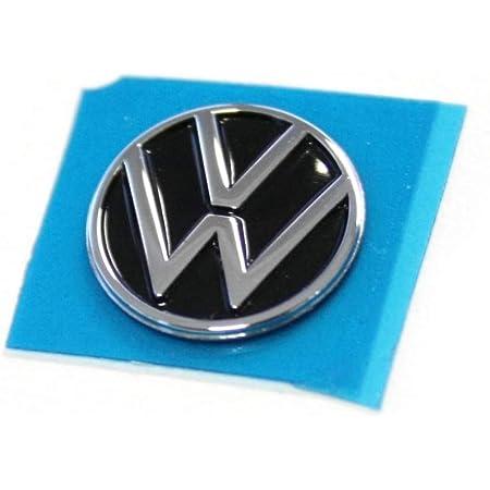 Volkswagen 3g08378912zz Emblem Zeichen Vw Logo Autoschlüssel Zündschlüssel Plakette 10mm Auto