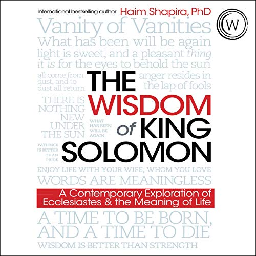 『The Wisdom of King Solomon』のカバーアート