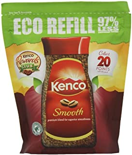 Kenco Really Smooth Refill Coffee 150 g (Pack of 4) (B002UOXHFY) | Amazon price tracker / tracking, Amazon price history charts, Amazon price watches, Amazon price drop alerts