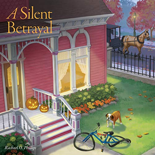 A Silent Betrayal  By  cover art