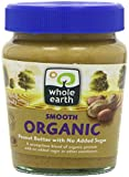 Whole Earth - Smooth Organic Peanut Butter - 227g