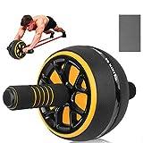 NBALL-TT AB Roue Rouleau Multifonctionnel Body Fitness Appareils De Musculation avec Le Genou Très Épais Tapis Et Corde pour Home Gym