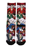 Bioworld Merchandising / Independent Sales Shazam by DC Group Collage Sublimated Socks Standard