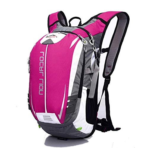 Casual Backpack, Waterproof Ultra-Thin Lightweight Laptop Backpack Men/Women, Large travel/Hiking/Bicycle Backpack with Headphone Jack (Pulver)
