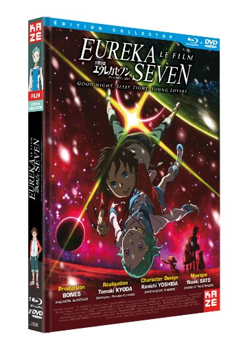 Eureka Seven Le Film-Combo [Blu-Ray] + DVD [Édition Collector]