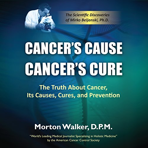 Cancer's Cause, Cancer's Cure cover art