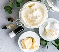 Hydrate and soften dry skin without the rash or irritation. Each product is lovingly handmade from organic oils and butters that are rich in the antioxidants, vitamins and nutrients. They're essential for healthy, radiant skin. Whipped, luxurious bod...