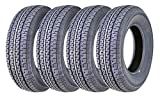 Set 4 FREE COUNTRY Premium Trailer Tires...