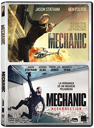 Pack The Mechanic 1 /2 [DVD]