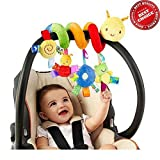 The Best Quality Baby Stroller Toy, Spiral Activity Toy Around Crib...