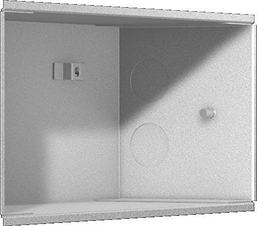 RZB Zimmermann Eingießgehäuse 64253.000 f.Wand/Treppenleuch. Alu-Druckguss Mechanisches Zubehör für Leuchten 4010319083201