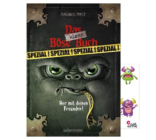 Das kleine Böse Buch - Spezial - Her mit deinen Freunden + 1x Cooler Sticker