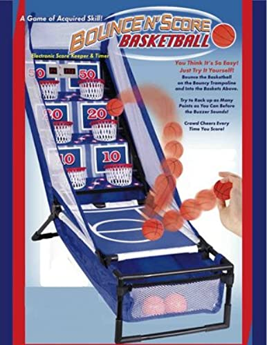 Shoot N Score Arcade Basketball by JSNY