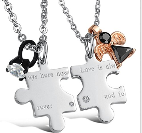 Feilok Lovers Puzzel Liefde