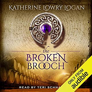 The Broken Brooch audiobook cover art