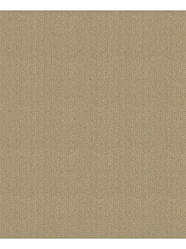Karim Rashid Designer Tapete Retro Vlies Vliestapete uni gold 51946 70er Jahre