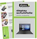 dipos I 2X Schutzfolie matt kompatibel mit Trekstor Primebook P14 Folie Bildschirmschutzfolie