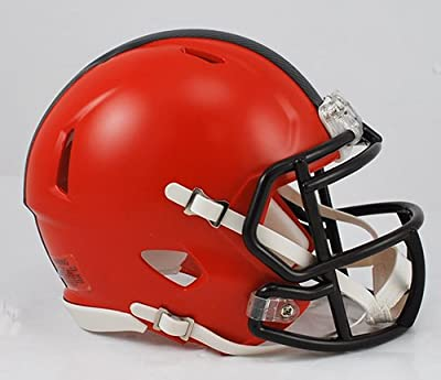 New Style 2015 - Cleveland Browns NFL Riddell Replica Speed Mini Helmet