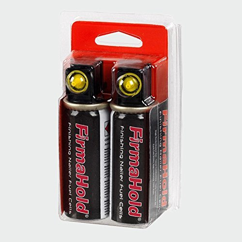 FirmaHold Gas Fuel Cells 2 Pack For 2nd Fix Finishing Nailer Paslode Compatible