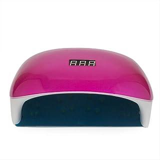 48W lámpara de uñas LED máquina de fototerapia automática secadora