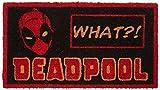 Pyramid America GPA70011 Deadpool Fußmatte, Mehrfarbig