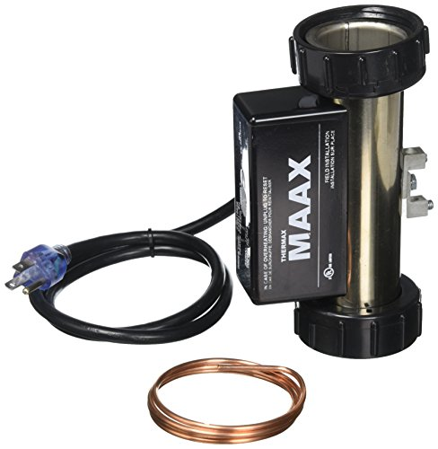 MAAX 10018639 Thermax in-Line Heater, for Use with Cocoon Whirlpools