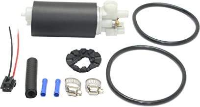 EvanFischer EVA130828297 Electric Fuel Pump with Fuel Sending Unit and 4 Outlets