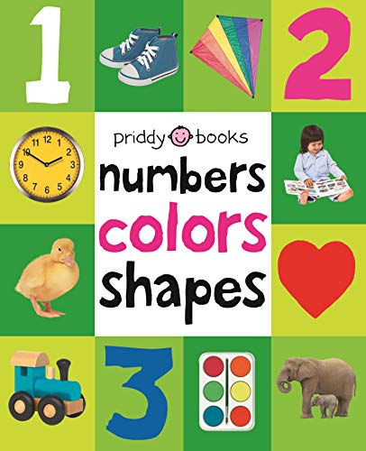 Product Image of the First 100 Padded: Numbers Colors Shapes