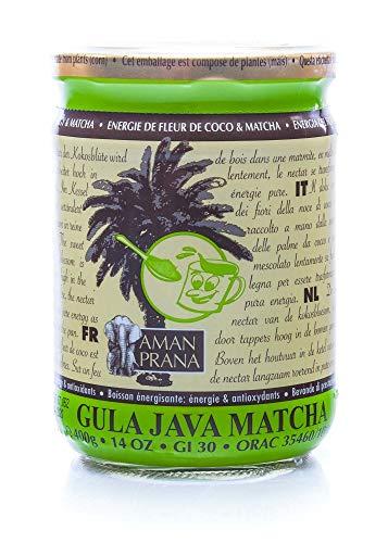 Aman Prana Gula Java Matcha Gula Java Matcha 400 g