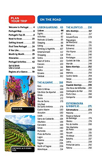 Lonely Planet Portugal (Nation Guide) - 515o4DkS6vL