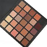 25color Eyeshadow Palette bforly maquillaje polvo sombra de ojos paleta maquillaje Set