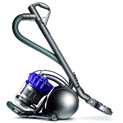 Dyson Ball Parquet (600 W, A, 28 kWh, 193 W, Aspiradora cilíndrica, Sin Bolsa), 1.8 litros, 80 Decibelios, Azul, Gris