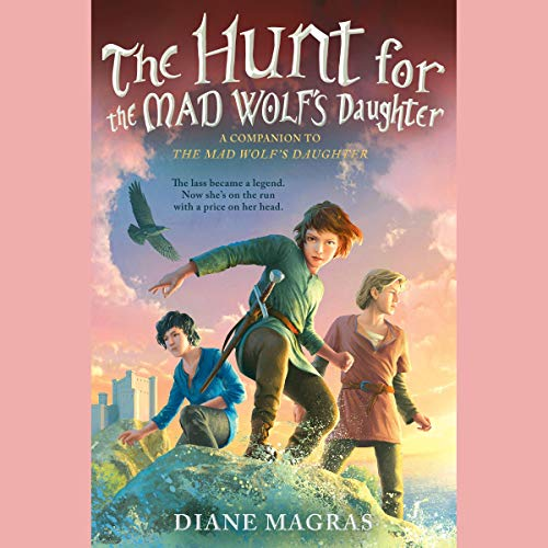The Hunt for the Mad Wolf's Daughter audiobook cover art