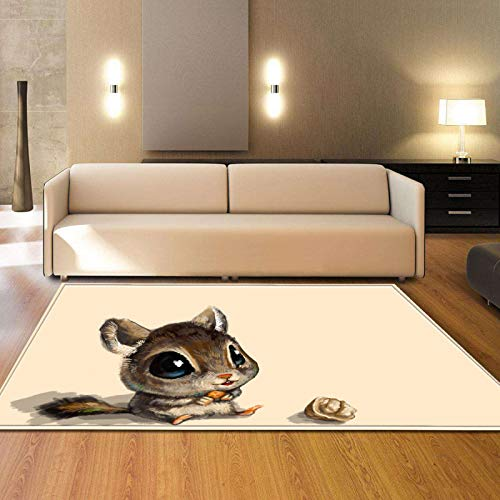 MMHJS Las Alfombras De Personalidad Simple Y Creativa De Estilo Europeo Son Adecuadas para El Dormitorio, La Sala De Estar Y El Baño. Las Almohadillas Grandes para Los Pies Tienen Patrones Gruesos