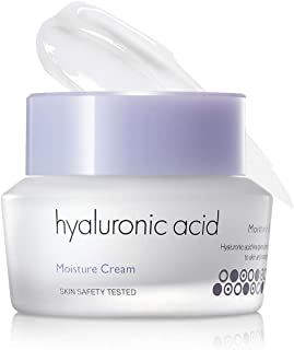 It'S SKIN Hyaluronic Acid Moisture Cream 50ml (1.69 fl.oz) - Containing Acerola Extract Skin Moisturizing Facial Cream, Sk...