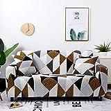 Fundas de sofá elásticas Funda de sofá elástica para Sala de Estar Funda de sofá en Forma de L...