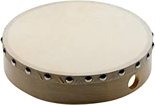 """Stagg SHD-1008 8"""" Pretuned wooden Hand-Drum, with rivetted skin"""