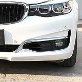 Tiras para faros antiniebla delanteros, cromadas, para 3 series GT Gran Turismo F34 2013-2019 ABS