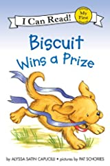 Biscuit Wins a Prize (My First I Can Read) Kindle Edition