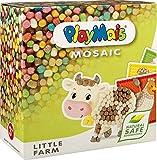 PlayMais 160255 - PlayMais Mosaic Little Farm, Bastelset