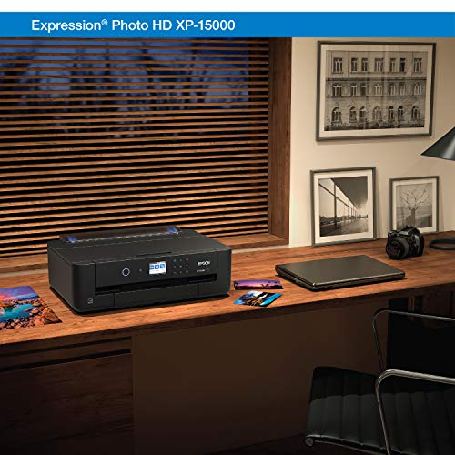 Expression Photo HD XP-15000 Wireless Color Wide-format Printer