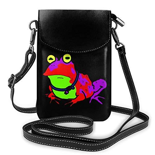 AOOEDM Small Cell Phone Purse Futurama Glory - Bolso cruzado para mujer, bolso para teléfono celular, mini bolso de hombro