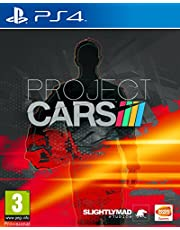 Project Cars(PS4)