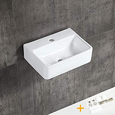 Small Wall Mount Vessel Sink, Small Vessel Sink, Mini Vessel Sink, Small Above Counter Vessel Sink, Mini Bathroom Sink