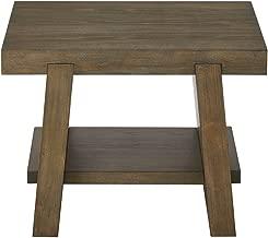 Ink+Ivy End Table See Below/Reclaimed Grey