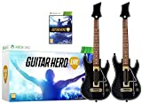 Guitar Hero Live Pack de 2 jeux Xbox 360
