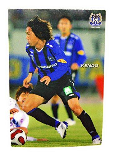 2007カルビーJリーグ【240遠藤保仁/ガンバ大阪】レギュラーカード