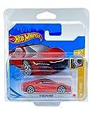 Hot Wheels '17 Acura NSX (rojo) 5/5 HW Turbo 2021 - 148/250 (tarjeta corta) Gry59 *** Viene en una funda protectora para guardarropa de coche KLAS ***